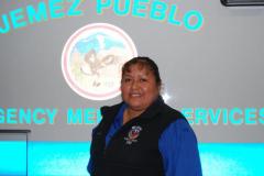 Denise Lucero, Administrative Assistant  EMT - B