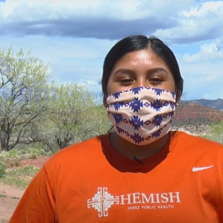 Hemish Mask Challenge