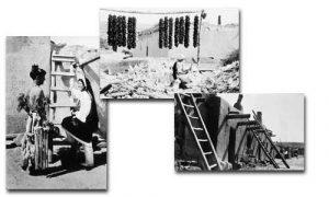 Historical photos of Jemez Pueblo