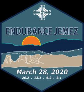 Jemez Endurance Run logo