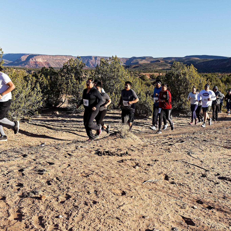 Jemez Endurance Run